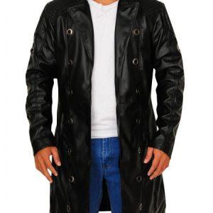 Adam Jensen Trench Stylish Coat