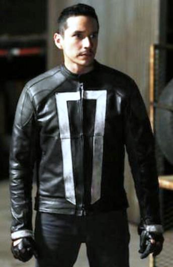Agent Of Sheild Ghost Rider Jacket