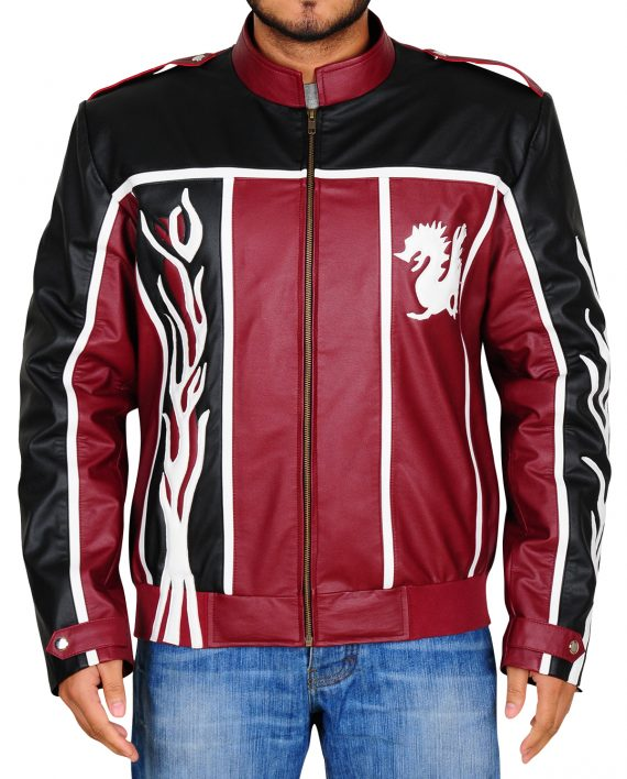 Daniel Bryan WWE Superstar Leather Jacket