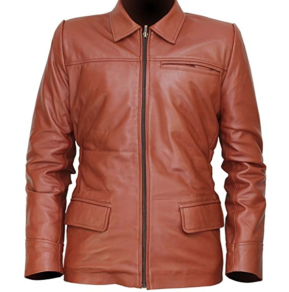 Hunger Game Leather Jacket