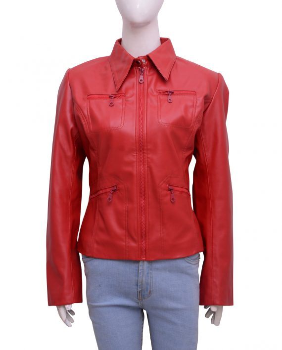 Once Upon A Time Emma Swan Red Jacket