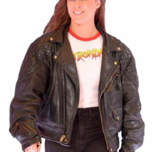 Ronda Rousey Bober Leather Jacket