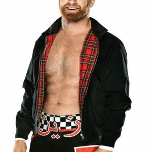 Sami Zayn WWE Superstar Jacket