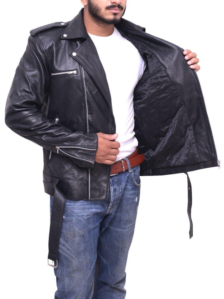 d5e277f28 The Walking Dead Negan Leather Jacket