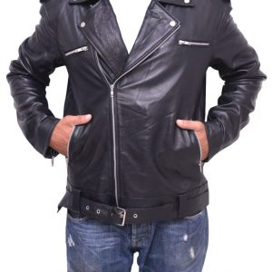 The Walking Dead Negan Leather Jacket