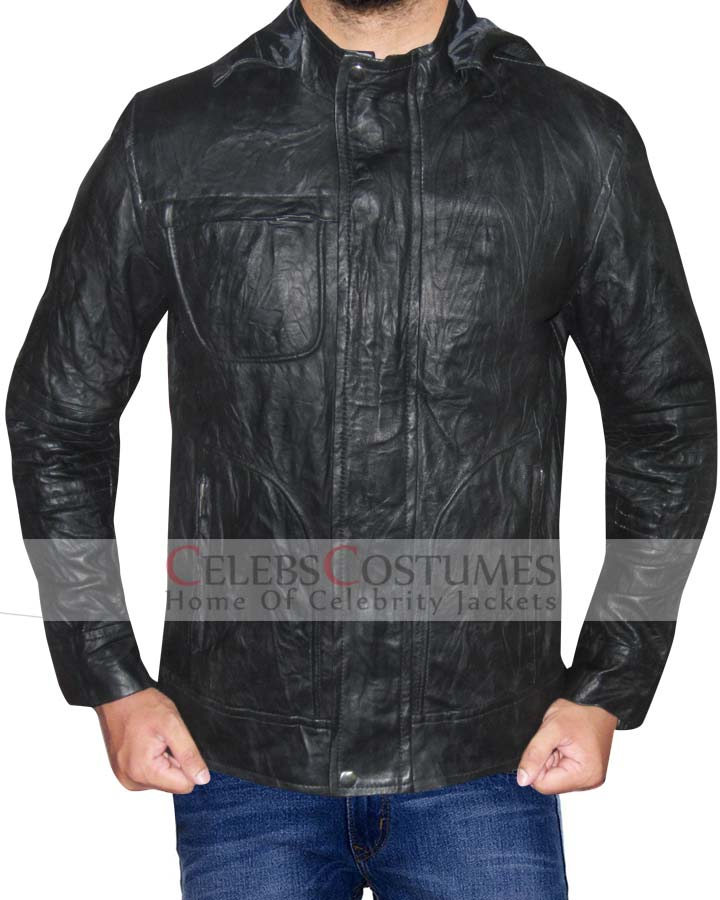 Tom Cruise Mission Impossible 4 Leather Jacket