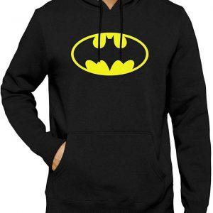 Lego Batman Black Hoodie