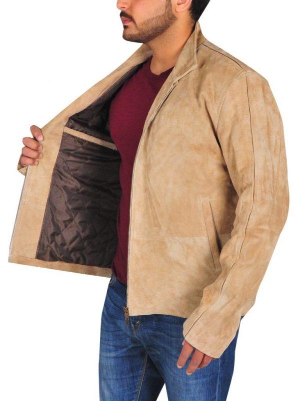 Daniel-Craig-Brown-Morroco-Suede-Jacket-4