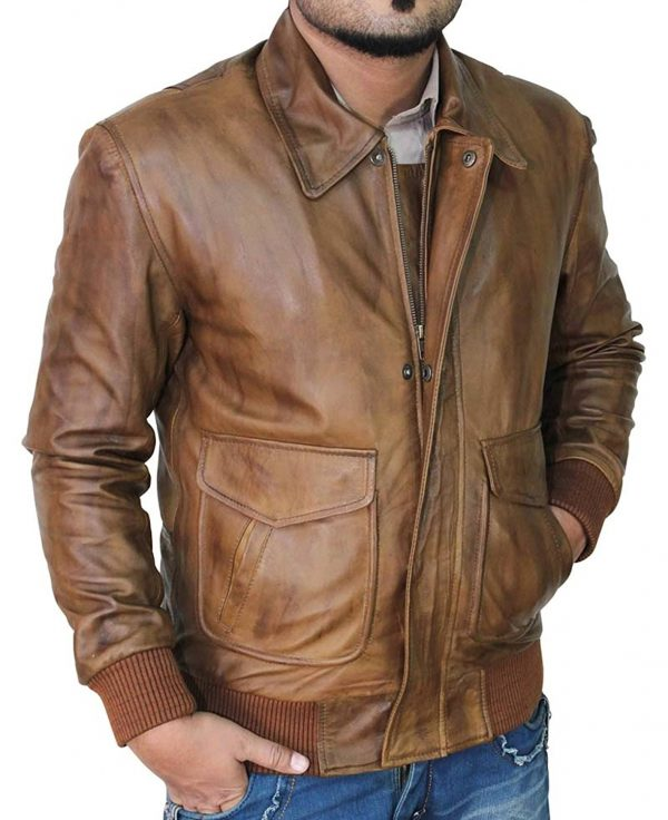 THE FUALT LEATHER JACKET