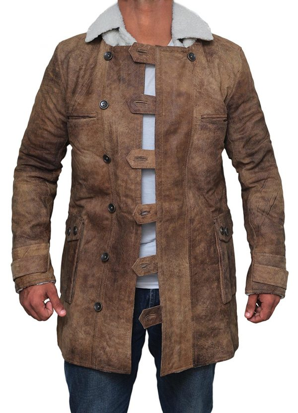 The Dark Knight Rises Bane Coat