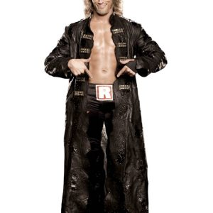 Edge WWE Superstar Trench Long Coat