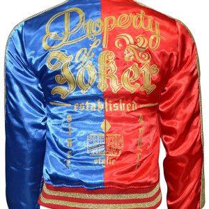 Harley Quinn Costume Jacket
