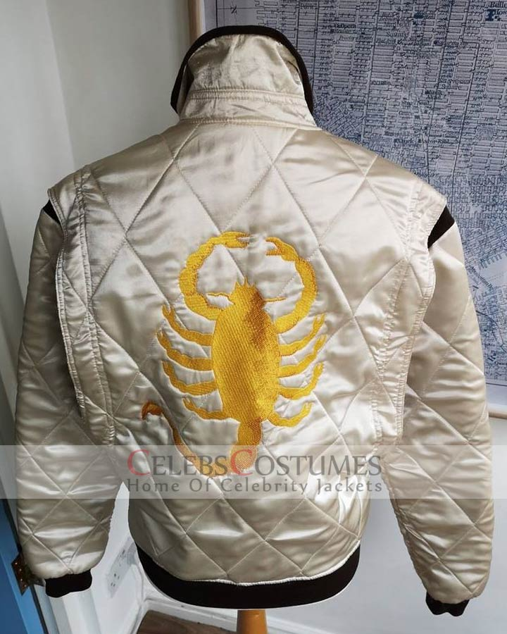 Drive Scorpion Ryan Gosling Jacket - Drive Jacket With ...
