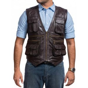 Jurassic World Vest By Chris Pratt