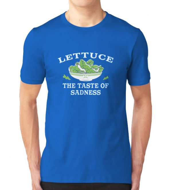 Peter_Parker_Lettuce_The_Taste_of_Sadness_Shirt