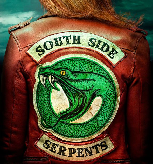 Riverdale Wallpaper Serpents: Riverdale Southside Serpents Red Jacket