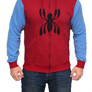 Spider-man Red Hoodie