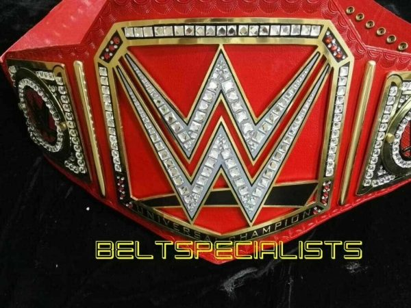 universal championship belt in leather