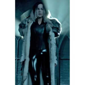 Kate Beckinsale Selene Underworld Blood War Coat
