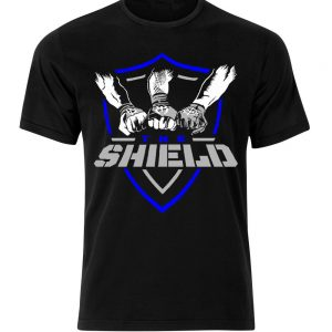 WWE Shield Graphics Shirt