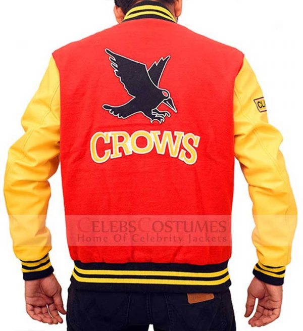 Smallville Clark Kent Crows Varsity Jacket