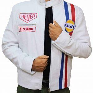 Le Mans Steve McQueen Jacket