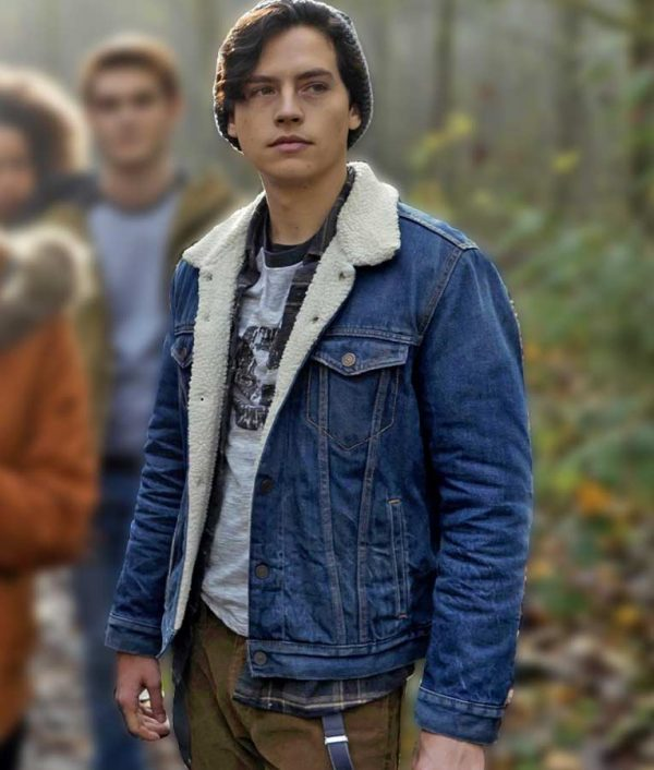 Jughead Jones Denim Jacket