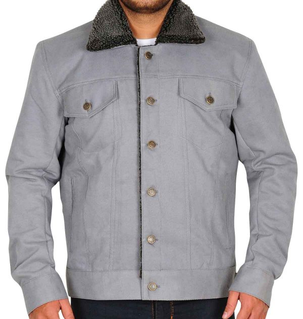 Riverdale Cole Sprouse Grey Jacket