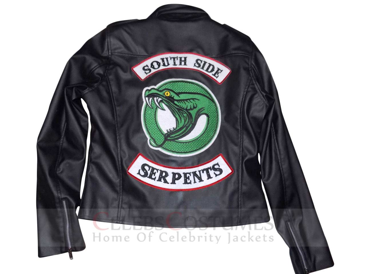 Riverdale Vanessa Morgan Serpents Jacket Southside