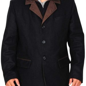 Blood And Oil Hap Briggs Coat