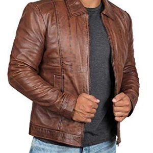 John Wick Wax Leather Jacket