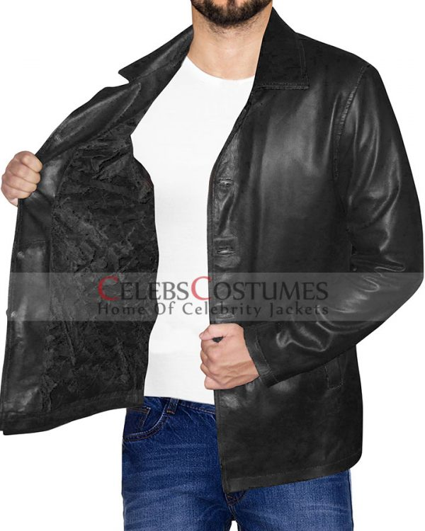 Supernatural Dean Winchester Black Jacket