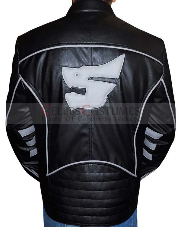 power rangers leather jacket by rpm dillon