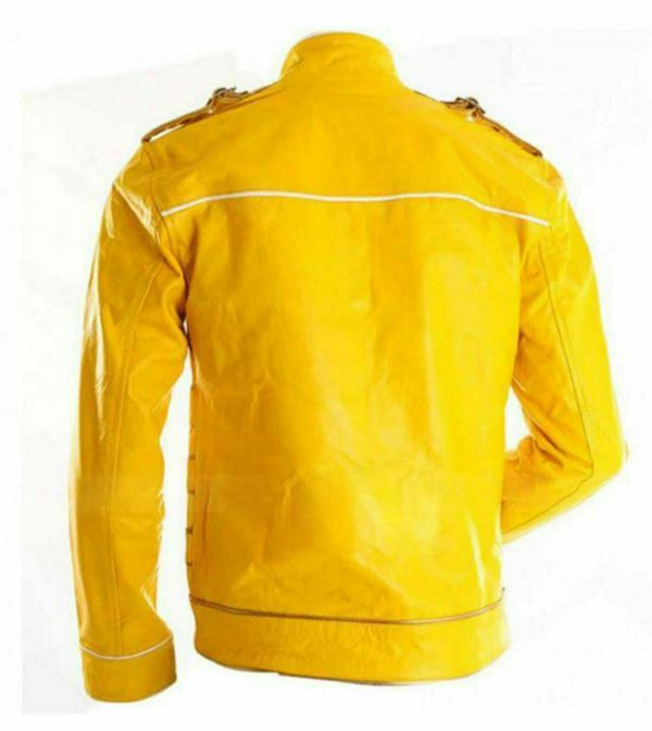 Freddie Mercury Concert Yellow Jacket