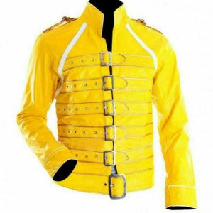 Freddie Mercury Concert Leather Jacket