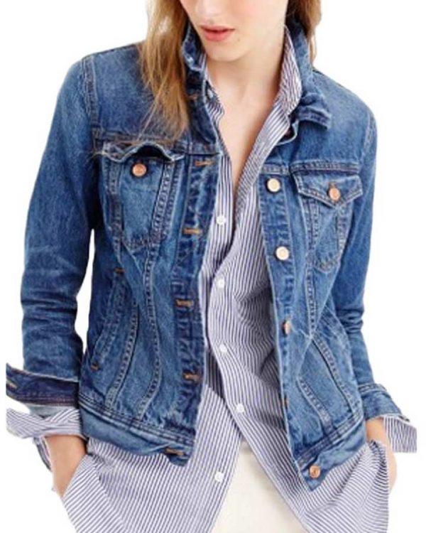 13 Reasons Why Hannah Baker Jacket