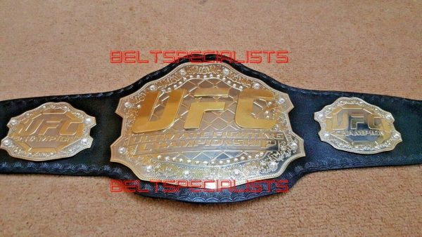 UFC Ultimate Fighting Championship Belt