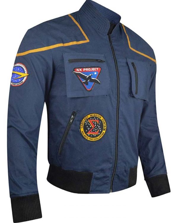 Star Trek Enterprise Jacket