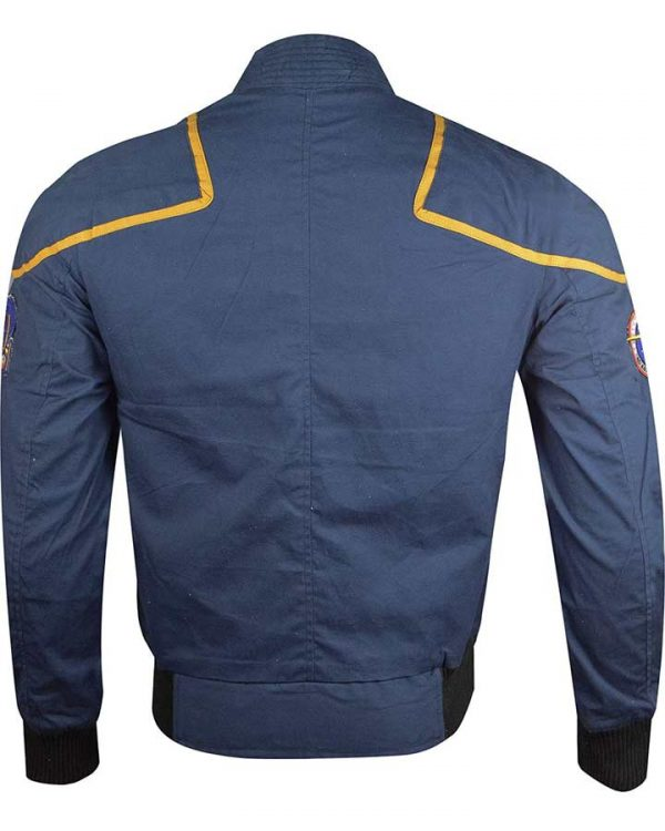 Star Trek Enterprise Jonathan Archer Cotton Jacket