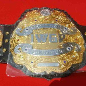 IWGP Heavyweight Championship Belt