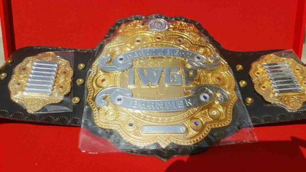 IWGP Heavyweight Championship Belt