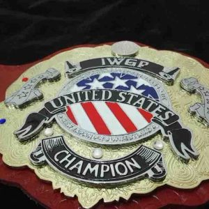 IWGP UNITED STATES Championship Belt