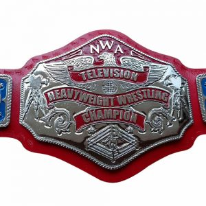 NWA Television Heavyweight Championship Belt