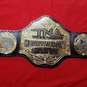 TNA Heavyweight Wrestling Championship Belt
