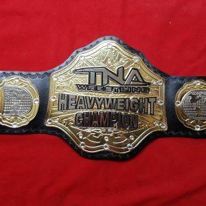 TNA Heavyweight Wrestling Championship Belt