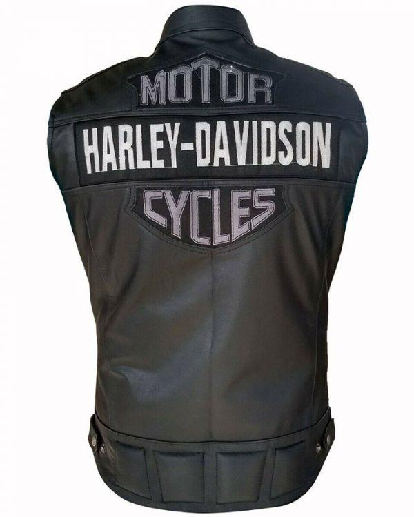 Harley Davidson Motorcycle Vest